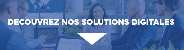 nos solutions digitales assistance app, traveltracker, managerview